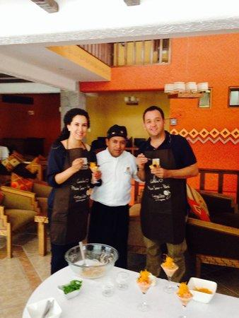 SUMAQ Machu Picchu Hotel: Excelente servicio
