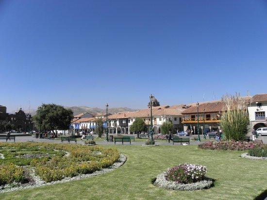 Plaza de Armas (Huacaypata): Praça de Armas