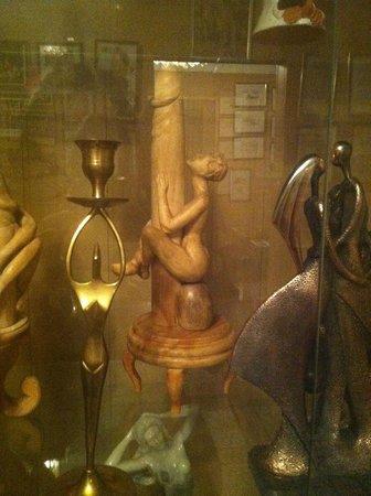 Скульптура - Изображение Музей секса и сексуальных культур мира ...