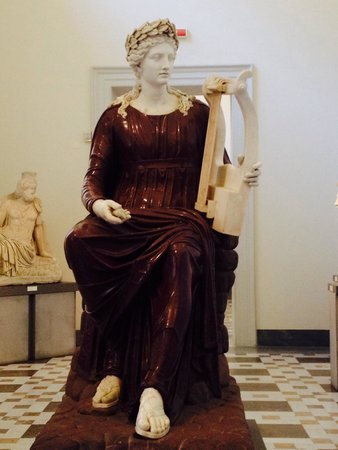 National Archaeological Museum of Naples: Statua