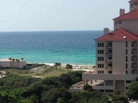 TOPS'L Beach & Racquet Resort : view from room 811