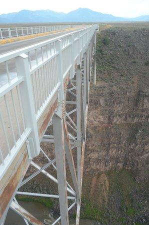 Rio Grande Gorge Bridge: il ponte