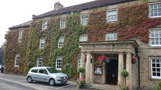 The Morritt Country House Hotel: Hotel Front