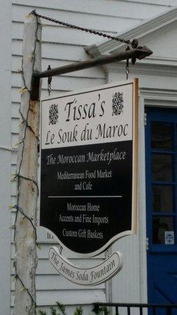 Tissa's Le Souk du Maroc: Great Food!!!!