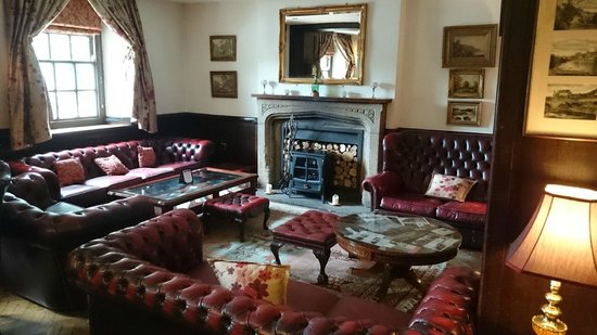 The Morritt Country House Hotel: Lounge