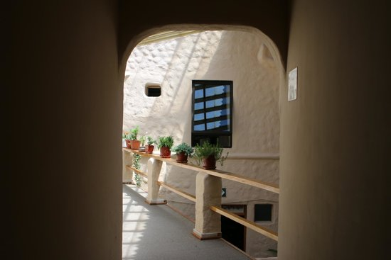 San Agustin International Hotel: a hallway