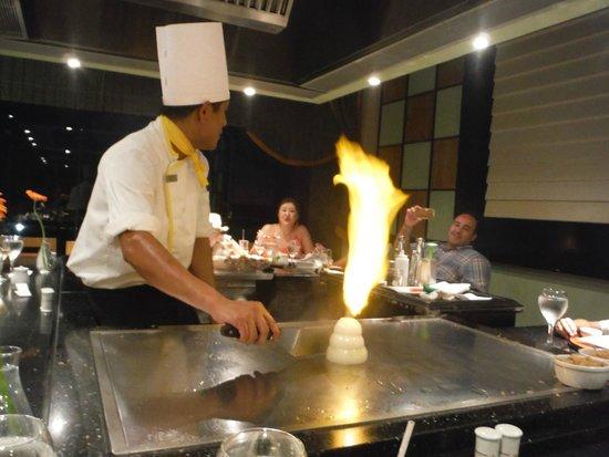 Iberostar Cancun: Great dinner