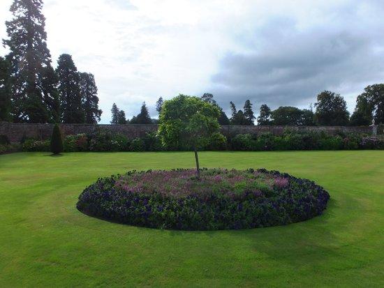 Powerscourt Gardens and House: Garden
