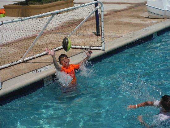 Iberostar Cancun: Pool games all day long