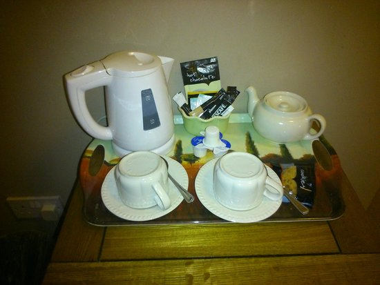The Pilgrims Rest: Tea & Coffee