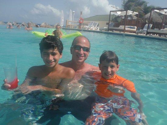 Iberostar Cancun: Pool fun