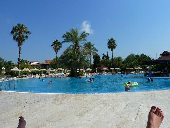 Sunrise Park Resort and Spa: Quiet pool