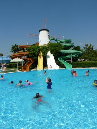 Sunrise Park Resort and Spa: waterpark