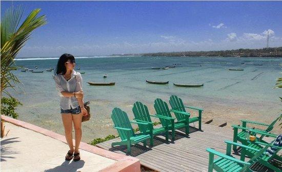Le Pirate Beach Club Hotel Nusa Ceningan I Love It