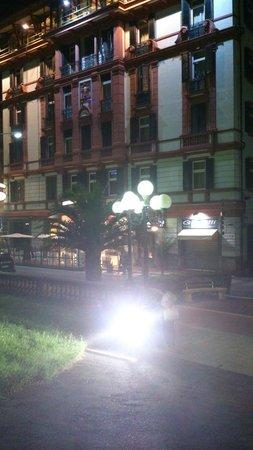 Columbia Hotel: Columbia By Night