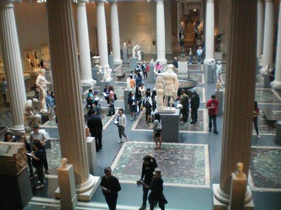 The Metropolitan Museum of Art: vista gral