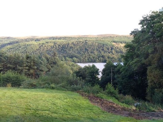 Glenurquhart House Hotel: Our loch view