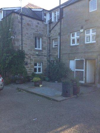 The Old Mill Inn: outside