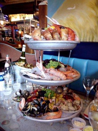 Simonis aan de Haven: alzata di crostacei