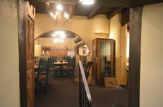 Doc Martin's Restaurant: locale