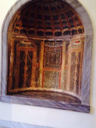 Musée archéologique national de Naples : Pompei 4