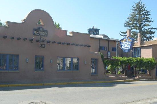 Doc Martin's Restaurant: da fuori