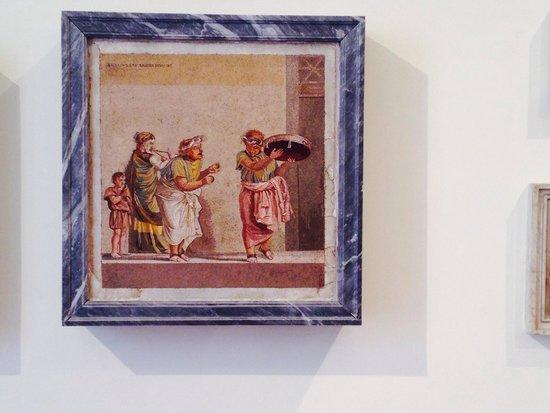 Musée archéologique national de Naples : Pompei 5