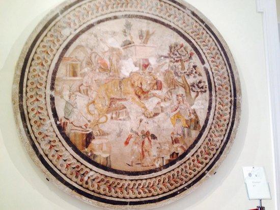Musée archéologique national de Naples : Pompei 6