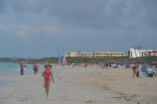 Memories Paraiso Beach Resort : PLAYA MEMORIES