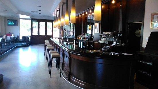 Holiday Inn Madrid - Calle Alcala : vístas del hotel