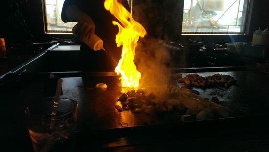Oyama Sushi: Awesome show!