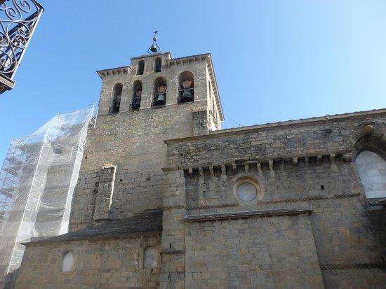 Fachada Catedral de Jaca