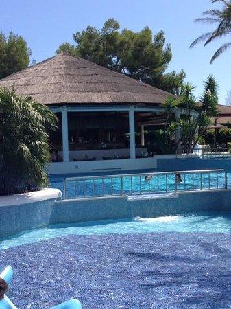 Prinsotel La Dorada: Poolrestaurant
