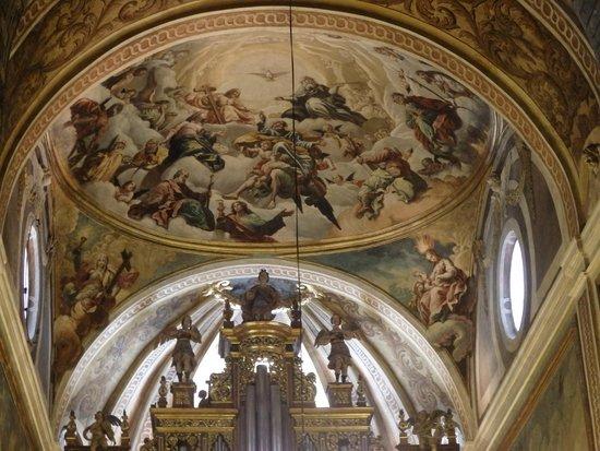 Catedral de Jaca: Pinturas