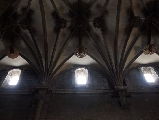 Catedral de Jaca: Arcos Catedral