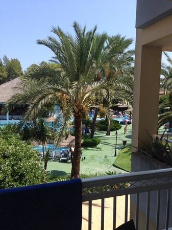 Prinsotel La Dorada: view from room 2114