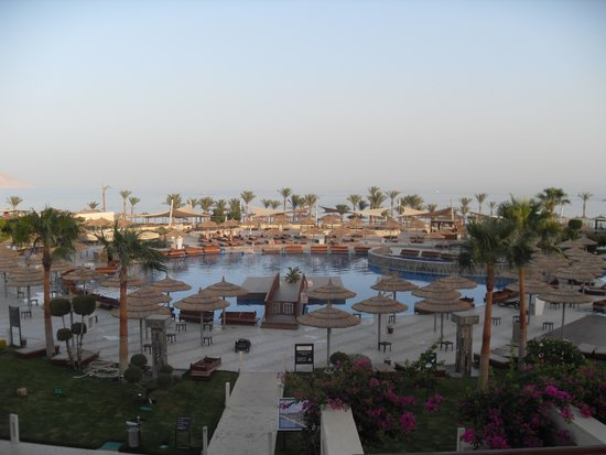 Coral Sea Sensatori - Sharm El Sheikh: View from reception