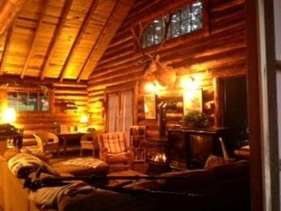 Tamaracks Resort: Our cabin...