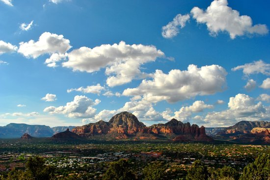 Sedona Airport Overlook