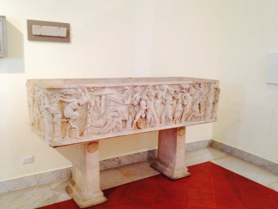 Musée archéologique national de Naples : Pompei 9