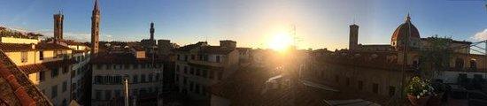 B&B Emozioni Fiorentine: Roof top panoramic view