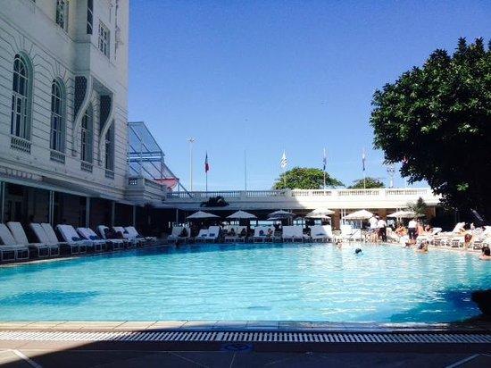 Belmond Copacabana Palace: Piscina Soberba