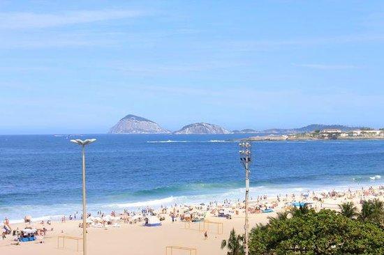 Belmond Copacabana Palace: A princesinha do mar, Copacabana