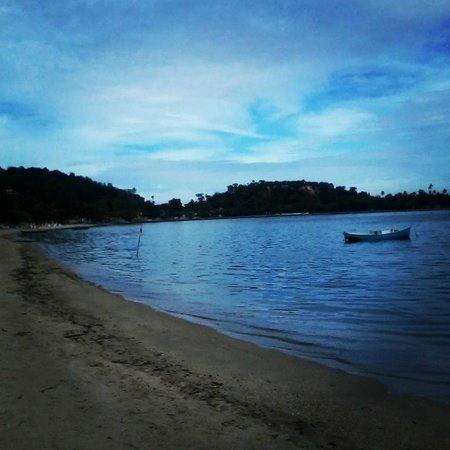 Paqueta Island Beach: praia da Moreninha