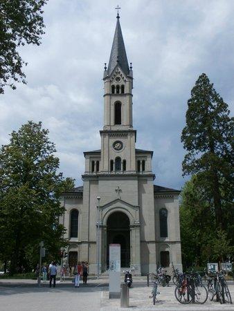 Niederburg: Old Town church