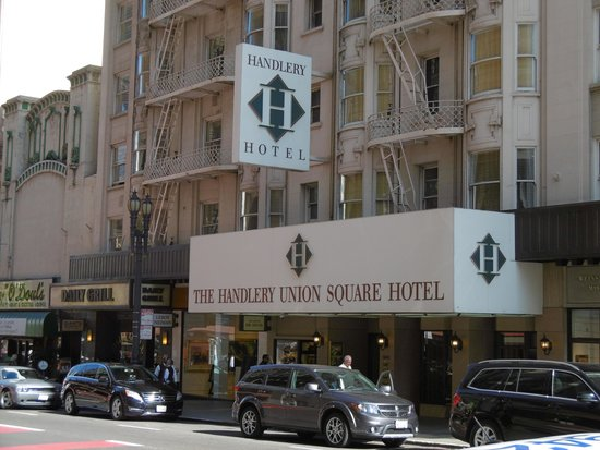 handlery outside picture of handlery union square hotel san rh tripadvisor com