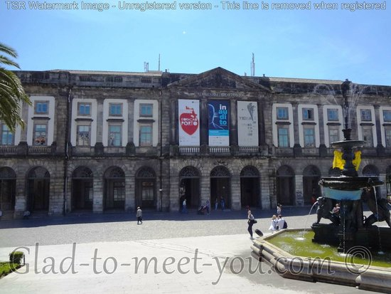 City Sightseeing Porto: The university