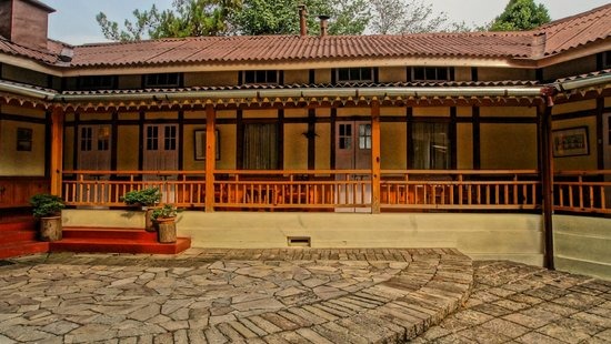 Royal Heritage-Tripura Castle: Front View of Suit
