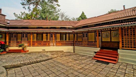 Royal Heritage-Tripura Castle: Front Side Room View