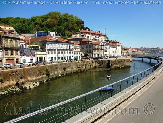 City Sightseeing Porto: A nice view from the bus